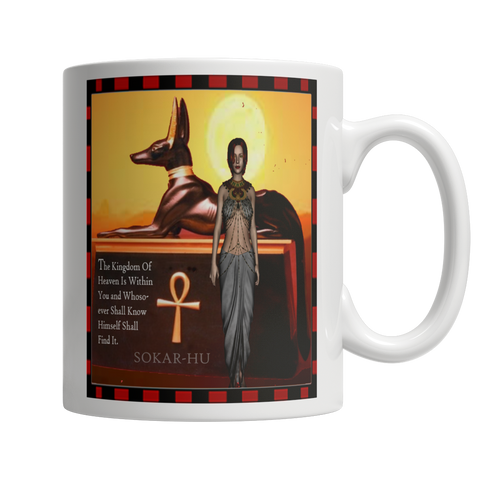 Ancient Egyptian Mug