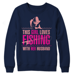 This Girl Loves Fishing With Her Husband Crewneck Fleecehttps://ravensdesignshop.myshopify.com/admin/collections