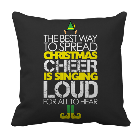 Limited Edition - Christmas Cheer Pillow Case