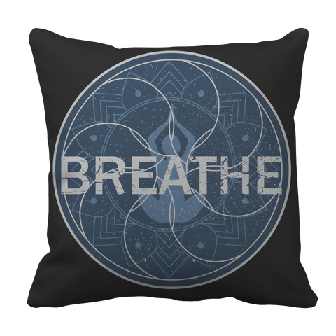 Limited Edition - Breathe Yoga Pillow Case