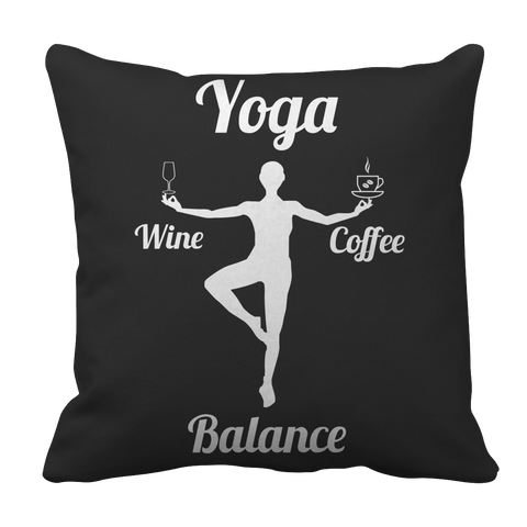 Limited Edition - Got Balance Pillow Case