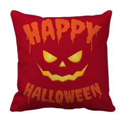 Limited Edition - Happy Halloween Pillow Case
