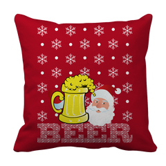 Limited Edition - Beer Christmas (#2) Pillow Case