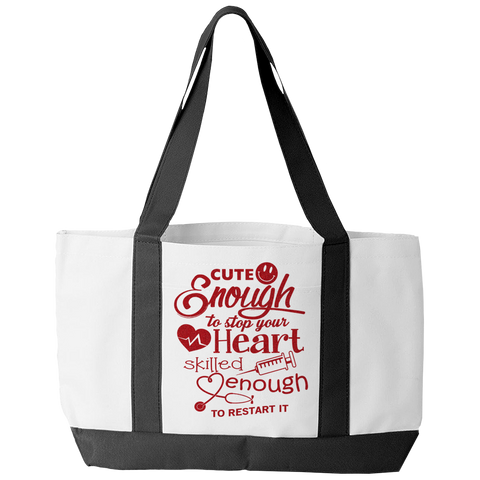 Cute Enough Tote Bag