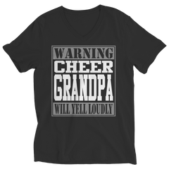 Limited Edition - Warning Cheer Grandpa will Yell Loudly