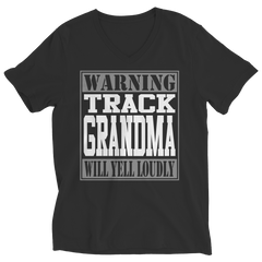 Limited Edition - Warning Track Grandma will Yell Loudly