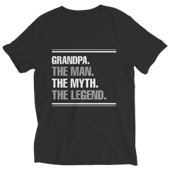 Limited Edition - Grandpa the man the myth the legend