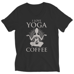 Limited Edition - I Love Yoga & Coffee