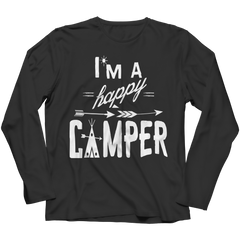 Limited Edition - I'm A Happy Camper Shirt