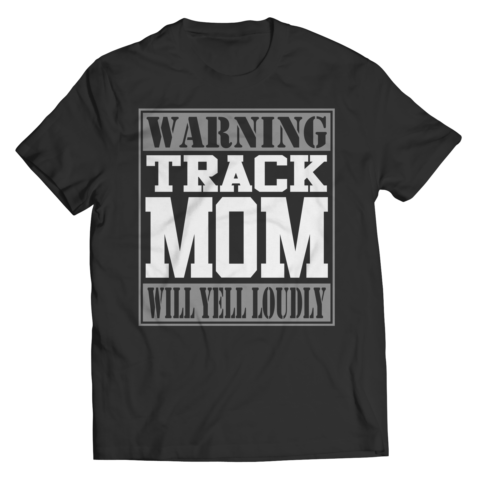 Limited Edition - Warning Track Mom will Yell Loudly Tee Shirt, Long Sleeve Shirt, Ladies Classic Tee Shirt, Hoodie