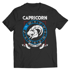 Capricorn Shirt - Zodiac Collection