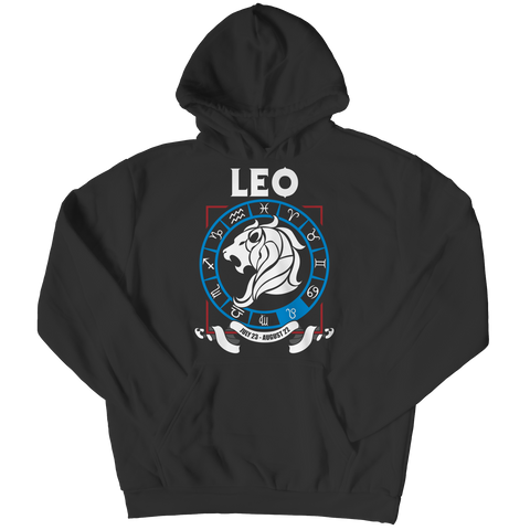 Leo Hoodie - Zodiac Collection
