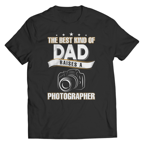 Photographer Dad Shirt