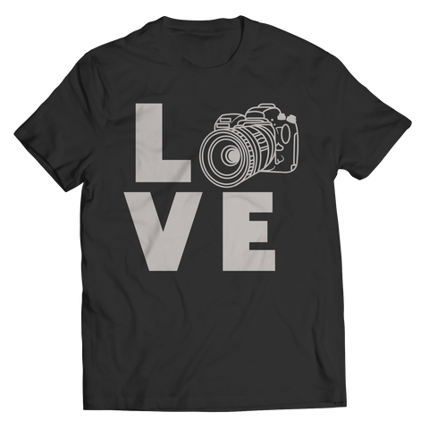 Limited Edition - Camera Love