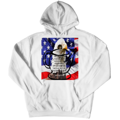 Limited Edition -Teapot - Eagle - US Flag - Socrates Shirt