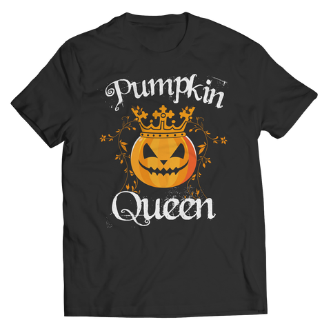Pumpkin Queen Unisex Shirt