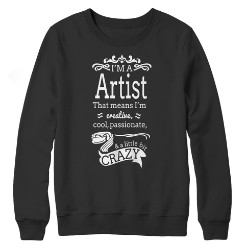 Limited Edition - Artist Crewneck Fleece Shirt, Long Sleeve Shirt, Hoodie and Unisex Shirt