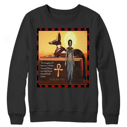 Ancient Egyptian Crewneck Fleece
