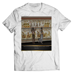 Ancient Egyptian Dance Shirt