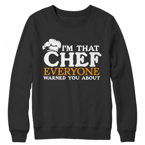 I'm That Chef REWNECK FLEECE SHIRT