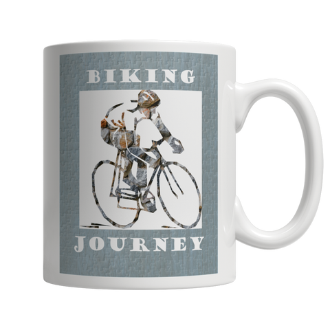 Biking Journey Mug