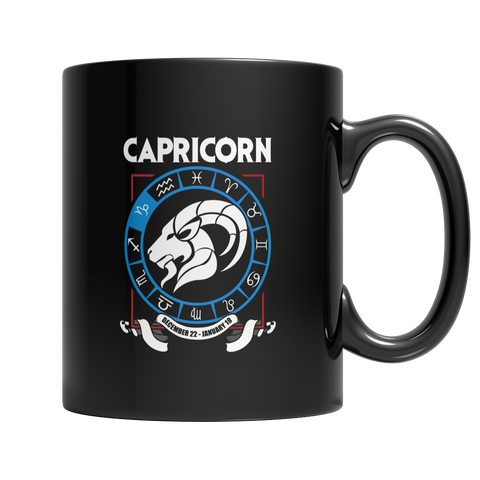 Capricorn Mug - Zodiac Collection