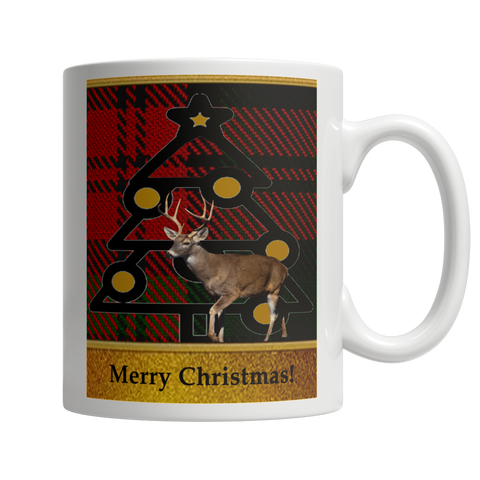 Scotish Merry Christmas Mug