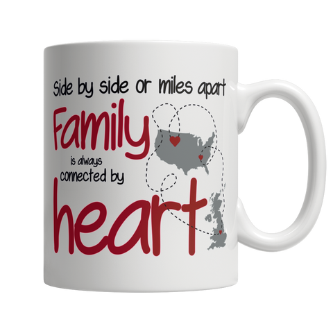 Family Side By Side Mug