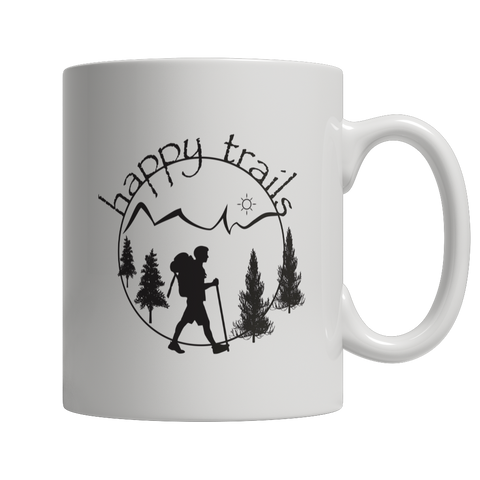 Happy Trails Mug