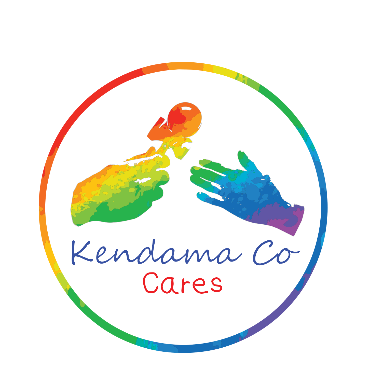 Kendama Cares Logo