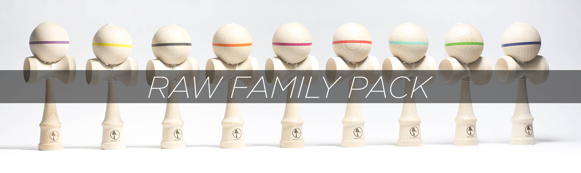 Raw Zen Family Pack