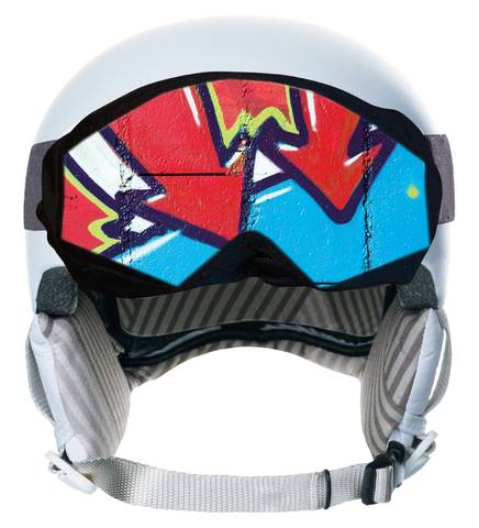 Graffiti Goggle Guard