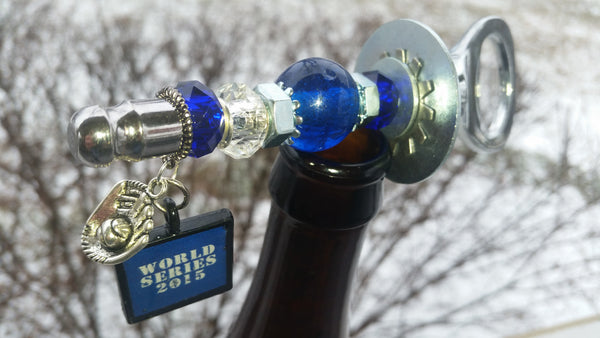Royals Beer Bottle Opener~ World Series 2015