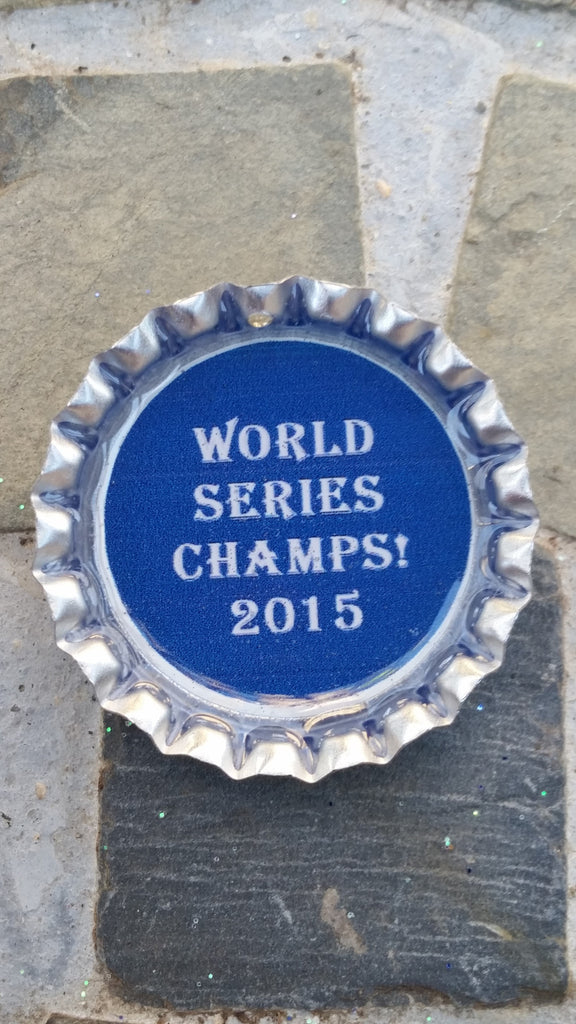 World Series Champs 2015 Charm