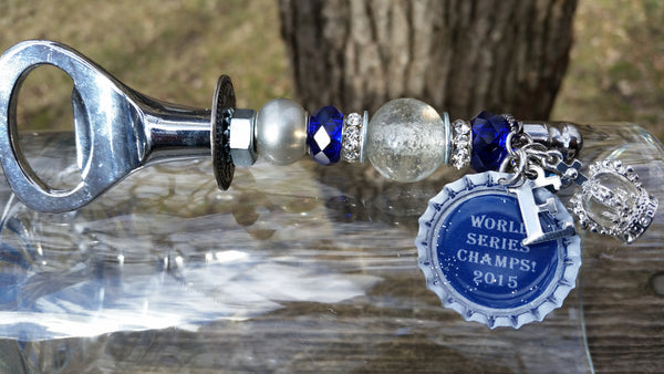 KC Royals Beer Bottle Opener