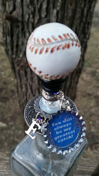 Royals Bottle Stopper