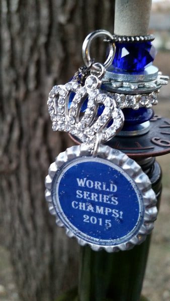 KC Takes The Crown Wine Stopper