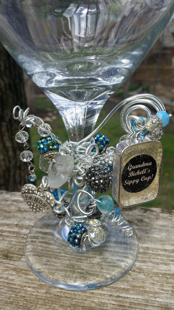 Grand Wine Glass for Granny!