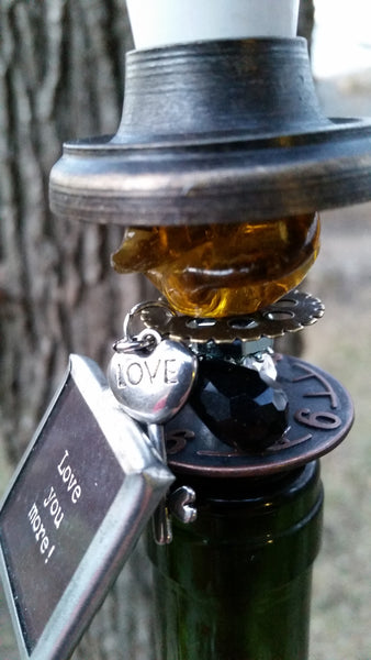 Cold Faucet Wine Stopper~True Love