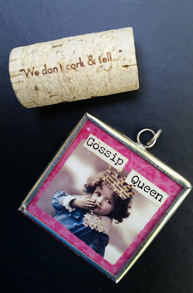 Gossip Queen - Two-sided Charm