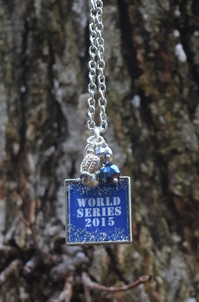 World Series 2015 Necklace