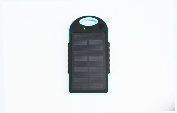 GoPAX Portable Charger Black/Blue