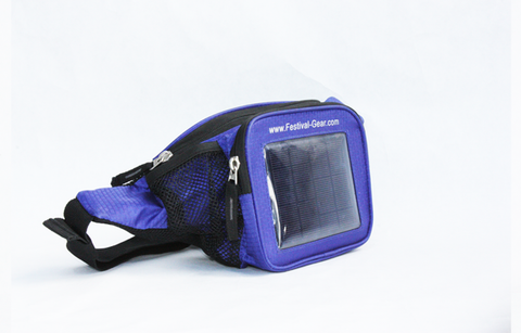 GoPAX Fanny Pack Blue