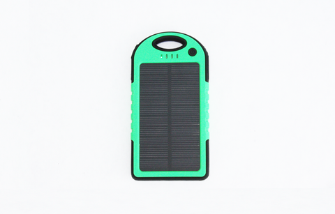 GoPAX Portable Charger Green/Black