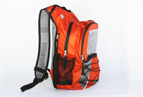 GoPAX Pro Solar Backpack Burnt Orange