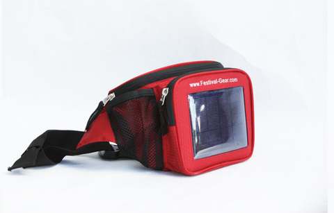 GoPAX Fanny Pack Red