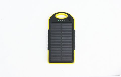 GoPAX Portable Charger Yellow/Black
