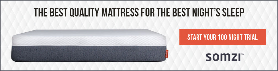 Check out a Somzi foam mattress vs a standard spring mattress