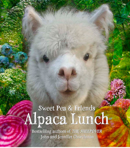 Sweet Pea & Friends Alpaca Lunch