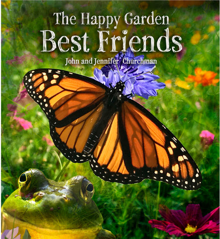 The Happy Garden ~ Best Friends